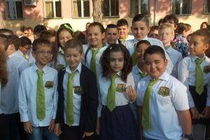 Откриване на учебната година - Първо ОУ Иван Вазов - Свиленград