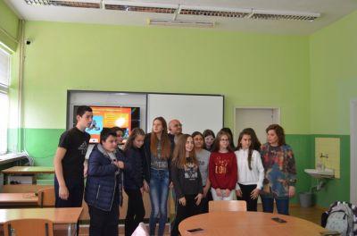 """Зелени Балкани гостуват на клуб """"Откриватели"""" - Първо ОУ Иван Вазов - Свиленград"""