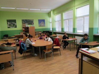 Състезание по английски език - Първо ОУ Иван Вазов - Свиленград