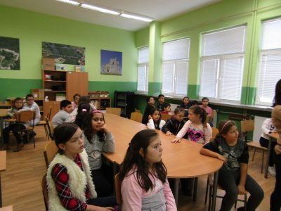 Състезание по БДП - ЦДО - Първо ОУ Иван Вазов - Свиленград
