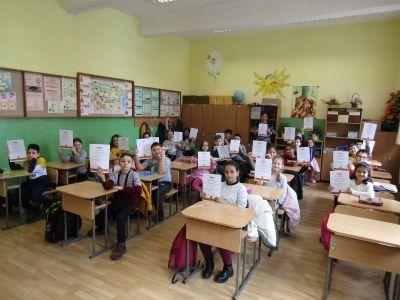Национално съсрезание по четене 2020 - Първо ОУ Иван Вазов - Свиленград