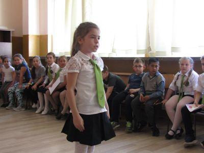 Вазовци рецитират Вазов - Първо ОУ Иван Вазов - Свиленград