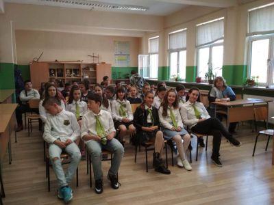 """""""Математиката -лесна и интересна"""" - Първо ОУ Иван Вазов - Свиленград"""
