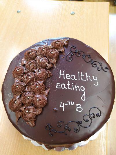 Healthy eating - Първо ОУ Иван Вазов - Свиленград