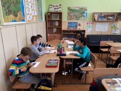 Снимки 5 клас - Първо ОУ Иван Вазов - Свиленград