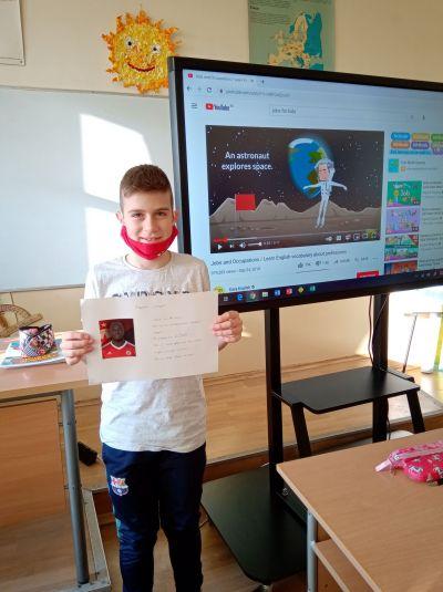4 клас - Първо ОУ Иван Вазов - Свиленград