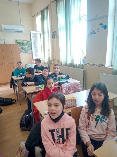 4 клас_Професии - Първо ОУ Иван Вазов - Свиленград