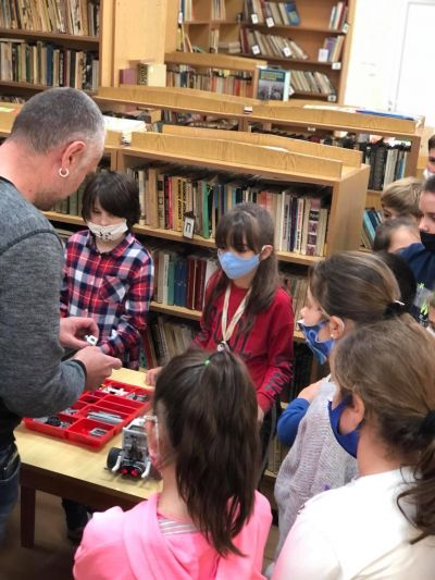 STEM център - Първо ОУ Иван Вазов - Свиленград